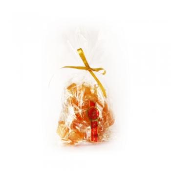 Un sachet de Bergamottes de Nancy. Suggestion de présentation.
