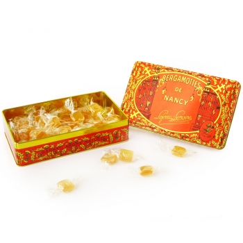 "Nos boîtes ""Prestige"" de Bergamottes de Nancy"